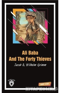 Dorlion Yayınevi - Ali Baba And The Forty Thieves Short Story