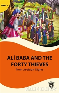 Dorlion Yayınevi - Ali Baba And The Forty Thieves - Stage 1