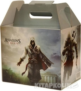Epsilon Yayınevi - Assassin's Creed 6'lı Set (Kutulu)