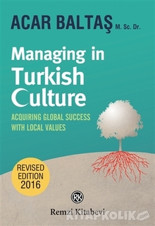 Remzi Kitabevi - Managing in Turkish Culture