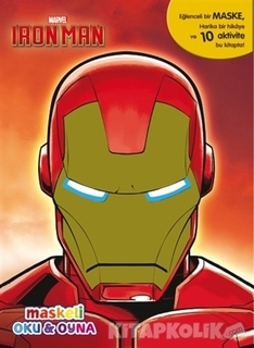 Beta Kids - Marvel - Iron Man