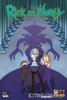 Marmara Çizgi - Rick and Morty - 24