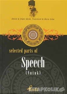 Profil Kitap - Selected Parts Of Speech (Nutuk)