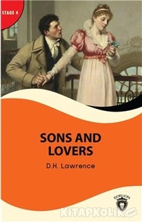 Dorlion Yayınevi - Sons And Lovers - Stage 4