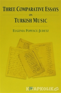 Pan Yayıncılık - Three Comparative Essays on Turkish Music