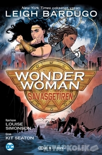 Epsilon Yayınevi - Wonder Woman: SavaşGetiren
